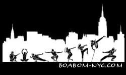 Boabom NY 2